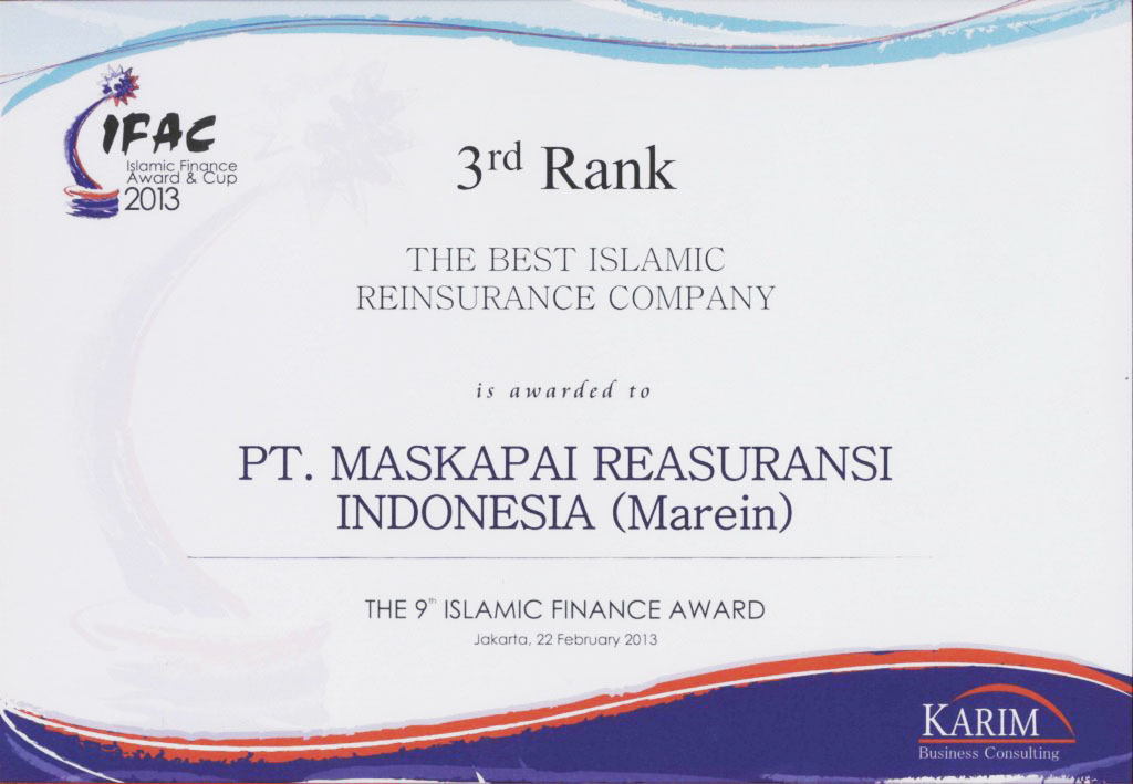 Karim Consulting Indonesia : The Best Islamic Reinsurance Company